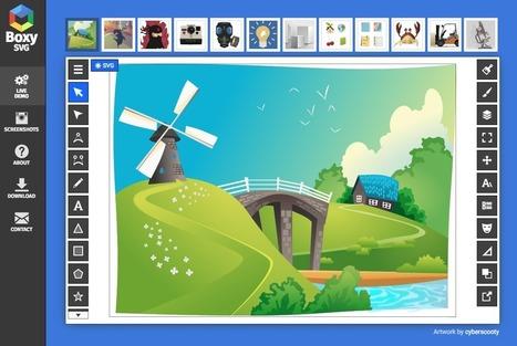 7 new browser-based tools for designers   Kool Look   Scoop.it
