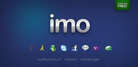 imo instant messenger - Apps on Android Market | Best of Android | Scoop.it