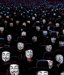 Il potere di Internet è l'anonimato | WEBOLUTION! | Scoop.it