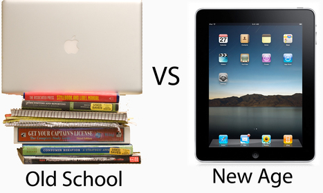 iPad-OldSchool-vs-NewAge.jpg (1500×900) | Andrew Mulinge Newsletter | Scoop.it
