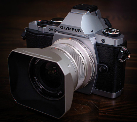 Olympus Updates OM-D E-M5 Firmware, Leaves Mac Users Out in the Cold - PetaPixel | Olympus OM-D E-M5 | Scoop.it
