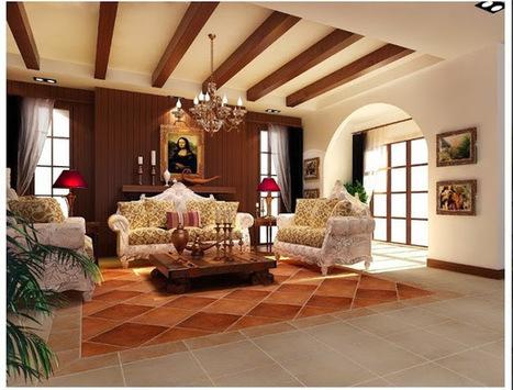 Rustic Living Room Design Ideas | All Kinds of Furnitures | newfurnituresdesign.comm | Scoop.it