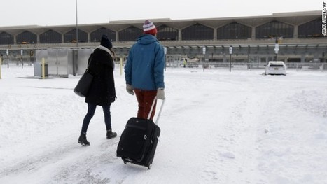 8 tips to ease winter travel woes | The Corliss Group Luxury Travel Agency | Scoop.it
