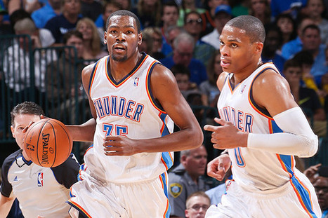 Ranking Top 25 Players in Thunder History | Name your team? | Scoop.it