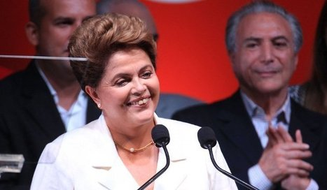 Dilma Rousseff wins Brazil election despite economic woes | News From Stirring Trouble Internationally | Scoop.it