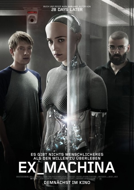 Movies preparing us for robot overlords | The Robot Times | Scoop.it