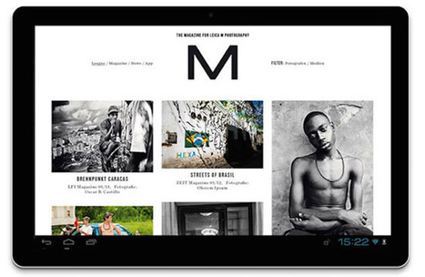 M-Magazine: A New Publication that Only Features Photos Taken with Leica M ... - PetaPixel | Leica | Scoop.it