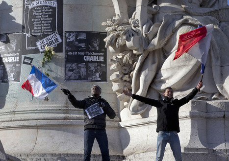 Today, Paris Is Charlie As 3M People Flood Streets To Defy Terror | Activism, Protest, Citizen Movements, Social Justice | Scoop.it