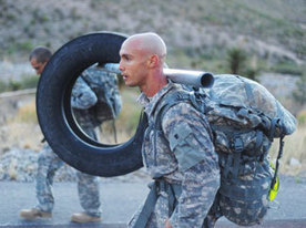 New Workout: Devil's Mile with Tire | The Combat Athlete | Scoop.it