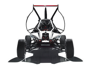 Parajet SkyRunner - The Practical Road Legal Flying Car | Technology and Interests | Scoop.it