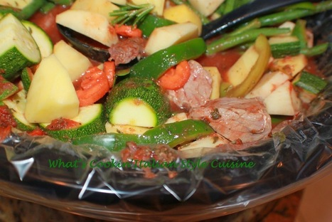 Italian Vegetable Stew Crockpot Recipe | Le Marche and Food | Scoop.it