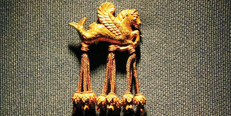 Famed Winged Sea Horse Brooch in Germany, to be returned, minister says | Archaeology News | Scoop.it