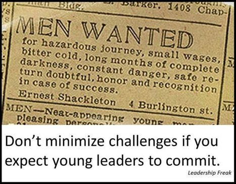 10 Things Young Leaders Need to Succeed | Leadership in education | Scoop.it