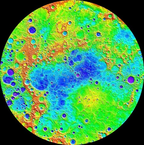 The Incredible Shrinking Mercury is Tectonically Active After All | Amazing Science | Scoop.it