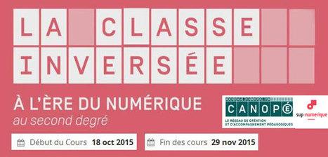 #FUN @universite_num devient @sup_numerique le #MOOC #Classeinversée @reseau_canope @viaeduc | PROF STMS | Scoop.it