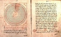 Ancient Astronomical Manuscripts to be Published in Georgia - Georgia Today | Pixilating the parchment | Scoop.it