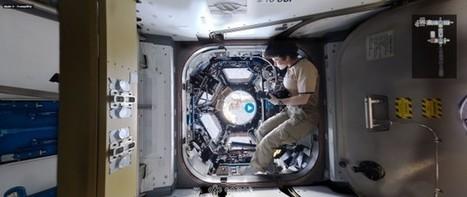 Conheça a ISS por dentro, cortesia da ESA | Heron | Scoop.it