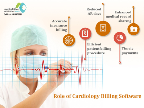 Role of Medical Billing Software in Cardiology Practices: How can they benefit | Medical Billing and Coding Software | Scoop.it