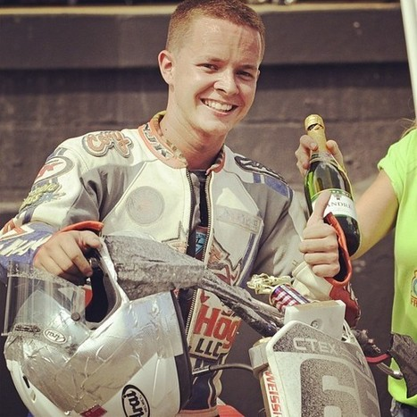 Cory Texter Returns To Flat Track in 2014 With Racing Unlimited Kawasaki Team | California Flat Track Association (CFTA) | Scoop.it