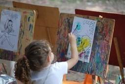 Coloriage pour enfant : comment encadrer | les sites et blogs à suivre | Scoop.it