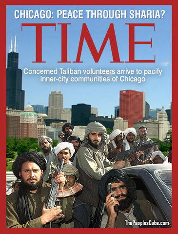 The Solution: Taliban to Send Peace-Keeping Advisers to Chicago ... | Terrorism | Scoop.it