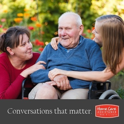 Communication with Someone Who Suffers From Dementia | Home Care Assistance of West Texas | Scoop.it