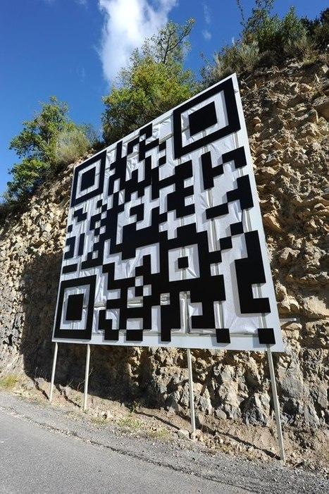 Un QR pour promouvoir le Fête de la science 2012 à Digne-les-Bains | QRdressCode | Scoop.it