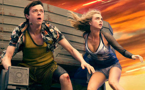 'Valerian' footage gets standing ovation at Comic-Con | Comic Book Trends | Scoop.it
