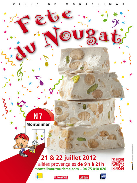 Montélimar's first nougat festival July, 21 and 22, 2012 | Books and Bookstores | Scoop.it