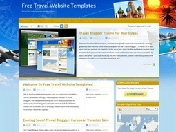 Travel Blogger - Ali Han | Blogger themes | Scoop.it