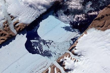 Groenland: la fonte des glaciers est sous-estimée | Toxique, soyons vigilant ! | Scoop.it