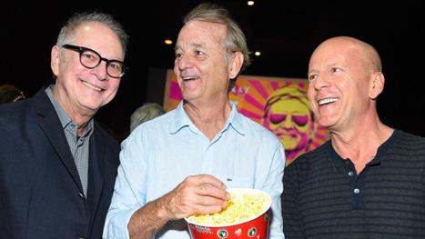 Bill Clinton, McCartney and Springsteen Attend Bill Murray's 'Rock the Kasbah' Screening - Variety | Bruce Springsteen | Scoop.it