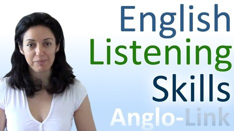 Learn English Listening Skills | English Alive | Scoop.it