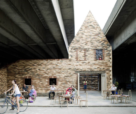 Pop-up stars: temporary contemporary architecture | The Architecture of the City | Scoop.it