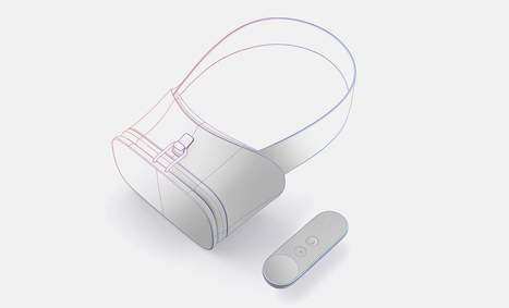Google's Daydream VR Headset ($79) | 3D Virtual-Real Worlds: Ed Tech | Scoop.it