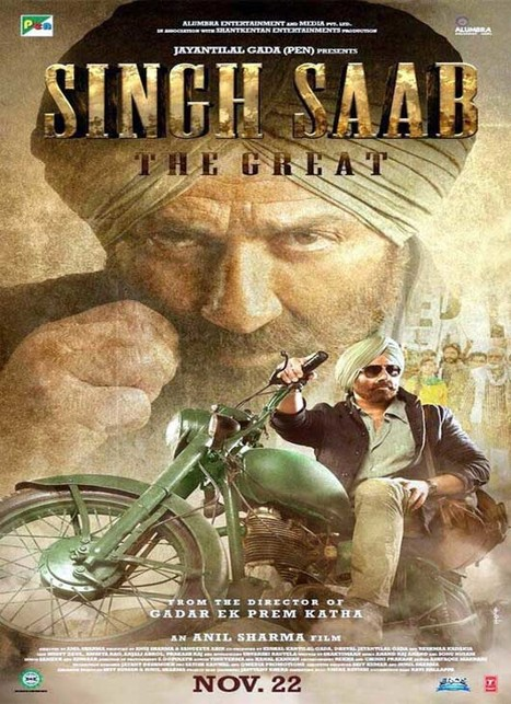 Singh Saab the Great - Toronto, ON, Films & Theatre Events | Movies & Entertainment News | Scoop.it