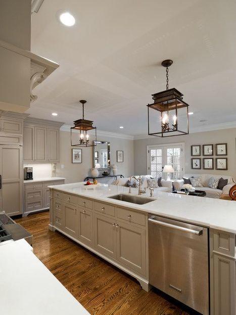 Kitchen ideas | HomeCentrL In The Kitchen | Scoop.it