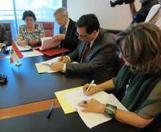IFADEM-Liban : Signature de l'accord-cadre | IFADEM : Initiative francophone pour la formation à distance des maîtres | Formation initiale et continue des instituteurs | Scoop.it