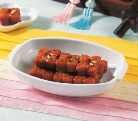 Hướng dẫn cách làm bánh mật ong kiểu Hàn Quốc (Yangwa) đơn giản mà ngon | Thủ thuật mẹo vặt hay | Scoop.it
