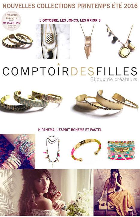 New collections Hipanema - 5 Octobre - Comptoir des Filles | Comptoir des Filles | Scoop.it