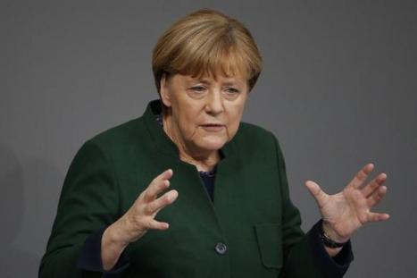 Germany's Merkel says G20 must tackle global steel glut | GGG (German, Germans & Germany) | Scoop.it