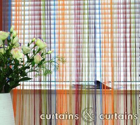 String curtain panel uses | Insect screen | Room dividers | Difference between string and fring curtains? | Scoop.it