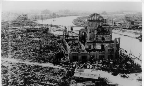Hiroshima and the nuclear age - a visual guide | 12 English | Scoop.it