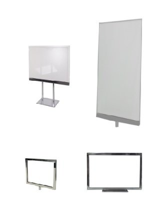 PlexiGlass, Metal Sign holders and Accessories   Store Fixtures, Jewelry Displays, Mannequins, Display Showcases & Much More Toronto, Canada   Scoop.it