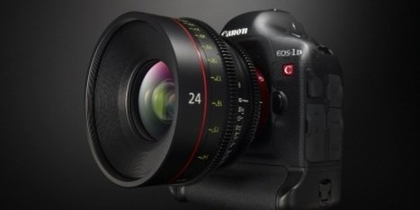 Canon develops feature upgrade for the world's first 4K DSLR, the EOS-1D C - Gadgets and Technology News | videotechnik | Scoop.it