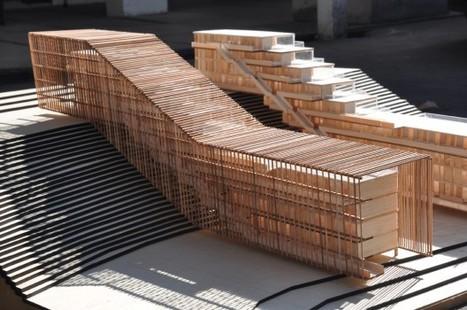 Resultados VII Concurso de Arquitectura en madera CTT-CORMA para estudiantes | Euskal baserria, etnografia, bizimodua eta tradizioa | Scoop.it