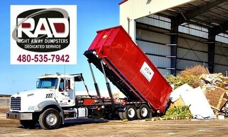 Roll-off Dumpster Rental in Tucson, Arizona | Dumpster Rentals | Scoop.it