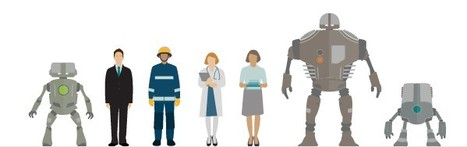 Will a robot take your job? - BBC News | omnia mea mecum fero | Scoop.it