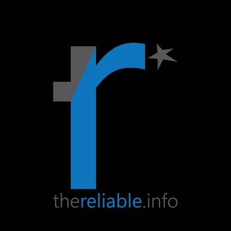 The Reliable Information | Source of Reliable Information | thereliable.info | Scoop.it