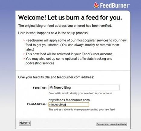 Cómo crear una newsletter para un blog | Recull diari | Scoop.it